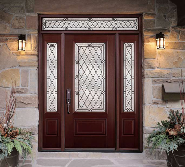 Doors anderson moulding windows and doors for Steel home entry doors