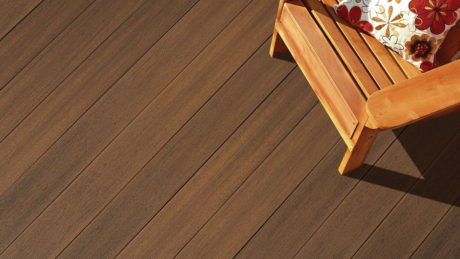 Fiberon decking spotlight anderson moulding windows and for Evergrain decking cost