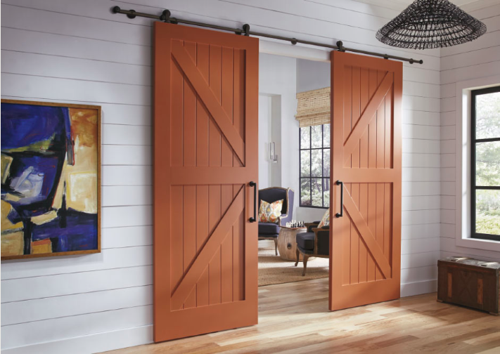 What S New At Anderson Moulding Trustile S New Door